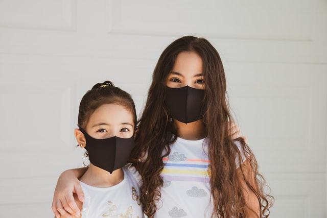 children affected by the pandemic