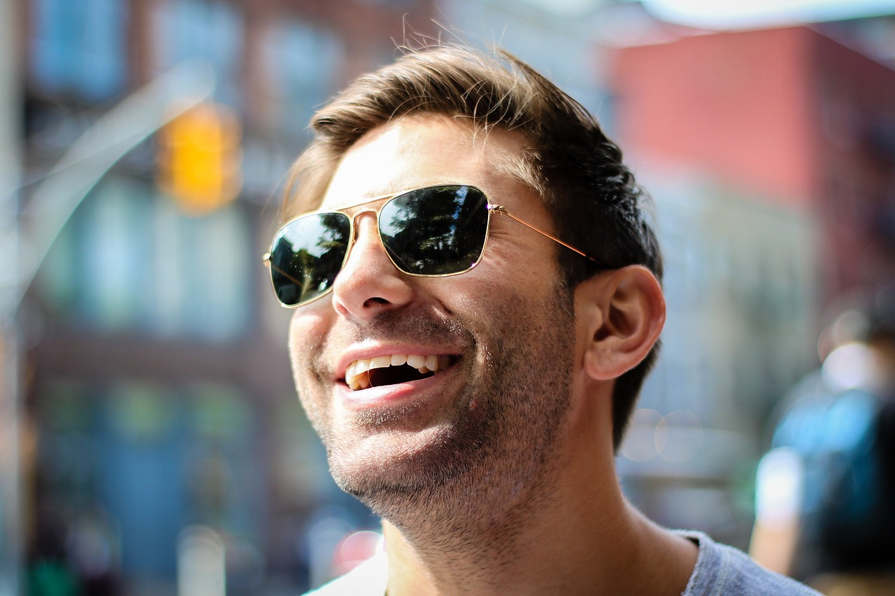 Laughter as a tool to cope with life